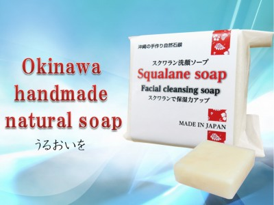8b0e3550c599bf61f65b78b4cd90cd51 400x300 スクワラン洗顔ソープ